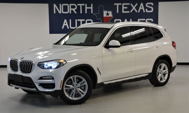 2019 BMW X3 sDrive30i 1 OWNER NAV PANO ROOF