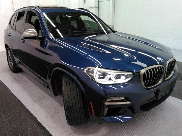 2019 BMW X3 M40i M40i