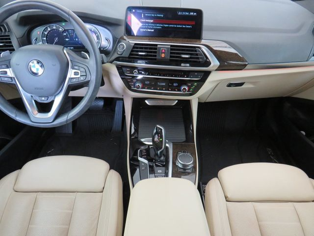 2019 BMW X3 sDrive30i in McKinney, Texas 75070