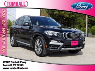 2019 BMW X3 sDrive30i sDrive30i in Tomball, TX 77375