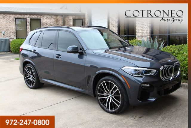 2019 BMW X5 xDrive50i M Sport in Addison, TX 75001