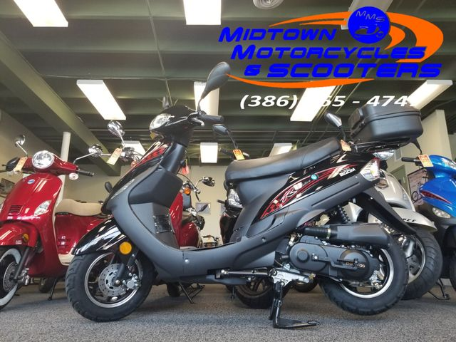 2019 Daix R - 50 Scooter 49cc