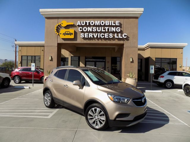 2019 Buick Encore Preferred in Bullhead City, AZ 86442-6452