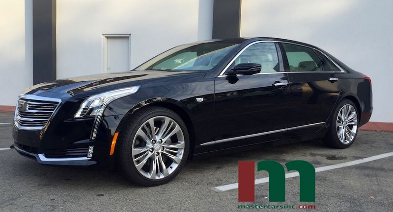 2019 Cadillac CT6 Platinum AWD | Granite City, Illinois | MasterCars Company Inc. in Granite City Illinois