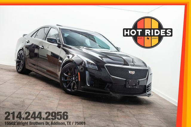 2019 Cadillac CTS-V Carbon Fiber Package