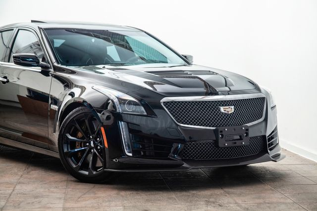 2019 Cadillac CTS-V Carbon Fiber Package in Addison, TX 75001