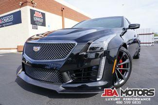 2019 Cadillac CTS-V Sedan V-Series CTSV ONLY 5,937 MILES Carbon Fiber! | MESA, AZ | JBA MOTORS in Mesa AZ