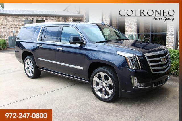 2019 Cadillac Escalade ESV Premium Luxury RWD