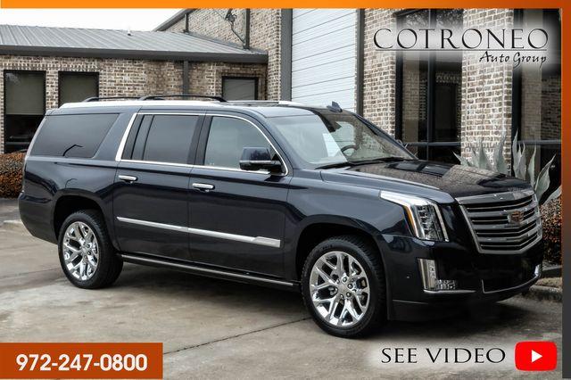2019 Cadillac Escalade ESV Platinum 4WD in Addison, TX 75001