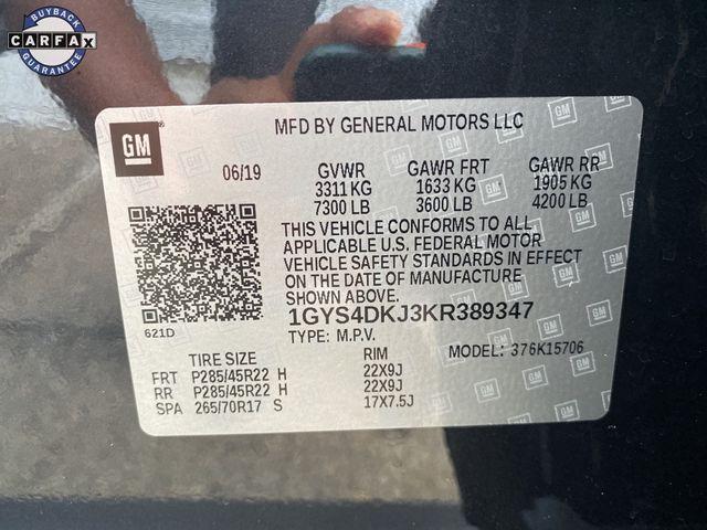 2019 Cadillac Escalade Platinum Madison, NC 58