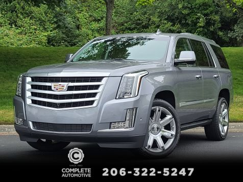 2019 Cadillac Escalade 4WD Premium Luxury  17,000 Miles 1 Owner Loaded Great Color Like New in Seattle