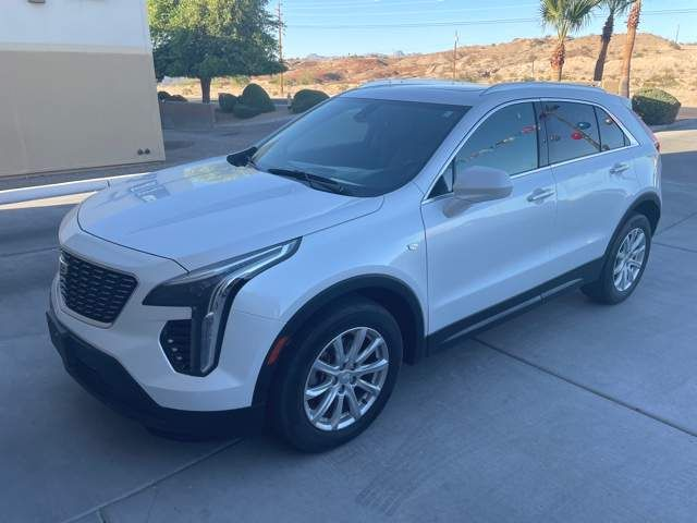 2019 Cadillac XT4 FWD Luxury in Bullhead City, AZ 86442-6452