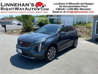 2019 Cadillac XT4 AWD Premium Luxury in Bangor, ME 04401