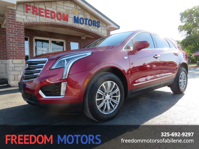 2019 Cadillac XT5 Luxury FWD in Abilene,Tx, Texas 79605