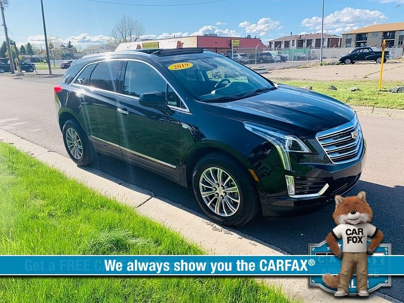 2019 Cadillac XT5 4d SUV AWD Luxury  city MT  Bleskin Motor Company   in Great Falls, MT