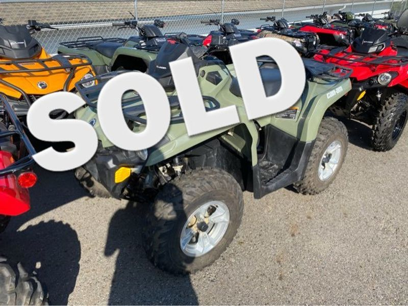 2019 Can-Am OUTLANDER 450  - John Gibson Auto Sales Hot Springs in Hot Springs Arkansas