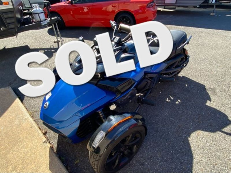 2019 Can-Am SPYDER F3  - John Gibson Auto Sales Hot Springs in Hot Springs Arkansas