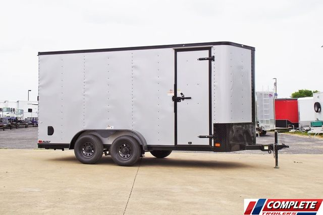 2019 Cargo Craft 7x16 Enclosed Cargo Trailer