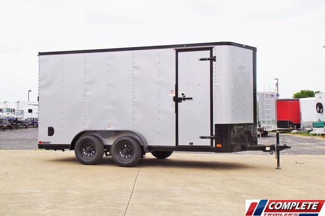 2019 Cargo Craft 7' X 16' Enclosed Cargo Trailer $4,995