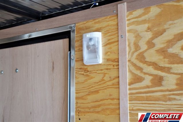 2019 Cargo Craft 7' X 16' Enclosed Cargo Trailer $4,995 in Keller, TX 76111