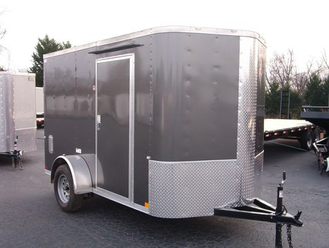 2019 Cargo Craft Enclosed 6x10  in Madison