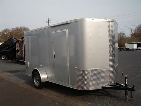 2019 Cargo Craft Enclosed 6x12  in Madison