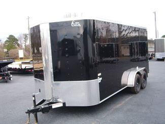 2019 Cargo Craft Enclosed 7x16 6 6 Interior Height   city Georgia  Youngblood Motor Company Inc  in Madison, Georgia