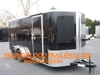 2019 Cargo Craft Enclosed 7x16 6 6 Interior Height   city Georgia  Youngblood Motor Company Inc  in Madison, Georgia