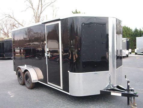 2019 Cargo Craft Enclosed 7x16 6' 6