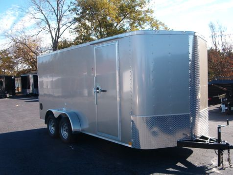 2019 Cargo Craft Enclosed 7x16 6' 6