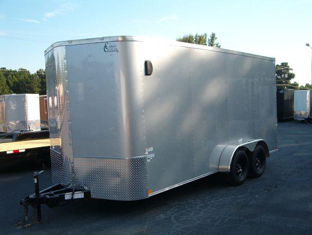 2019 Cargo Craft Enclosed 7x16 7ft Interior Height in Madison, Georgia 30650