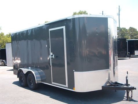 2019 Cargo Craft Enclosed 7x16 7Ft  in Madison