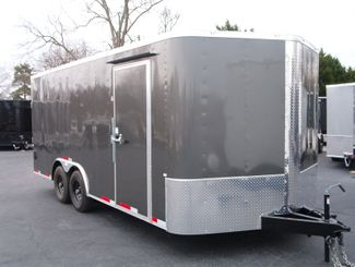2019 Cargo Craft Enclosed 8 12x18 66 Interior Height 5 Ton    city Georgia  Youngblood Motor Company Inc  in Madison, Georgia