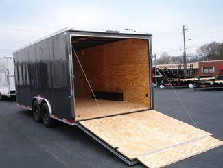2019 Cargo Craft Enclosed 8 12x18 66 Interior Height 5 Ton    city Georgia  Youngblood Motor Company Inc  in Madison, Georgia