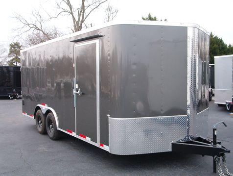2019 Cargo Craft Enclosed 8 1/2x18 6'6