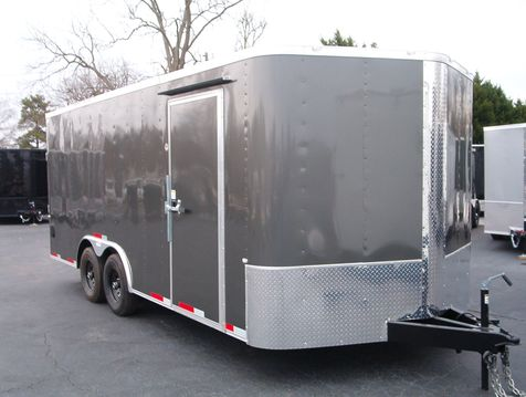 2019 Cargo Craft Enclosed 8 1/2x18 6'6