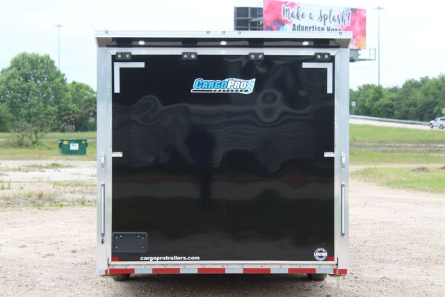 2019 Cargo Pro 24' - ENCLOSED CAR TRAILER 8.5' x 24' ENCLOSED CAR HAULER LINED W/ CABINETS CONROE, TX 15