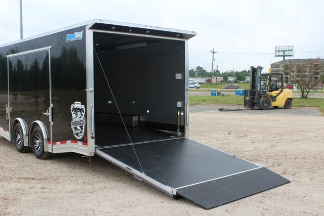 2019 Cargo Pro 24' - ENCLOSED CAR TRAILER 8.5' x 24' ENCLOSED CAR HAULER LINED W/ CABINETS CONROE, TX 14