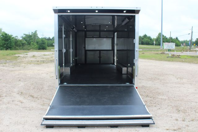 2019 Cargo Pro 24' - ENCLOSED CAR TRAILER 8.5' x 24' ENCLOSED CAR HAULER LINED W/ CABINETS CONROE, TX 16