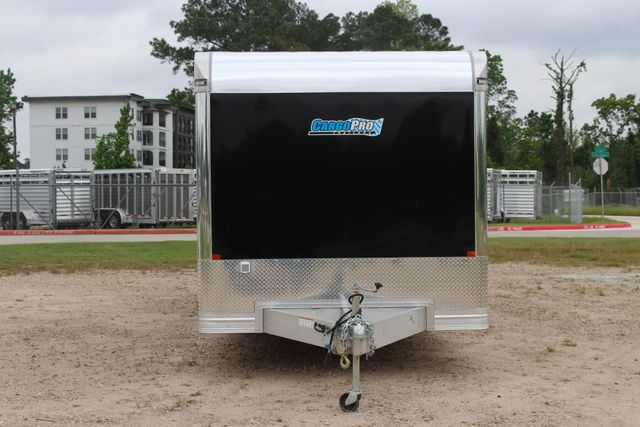2019 Cargo Pro 24' - ENCLOSED CAR TRAILER 8.5' x 24' ENCLOSED CAR HAULER LINED W/ CABINETS CONROE, TX 3