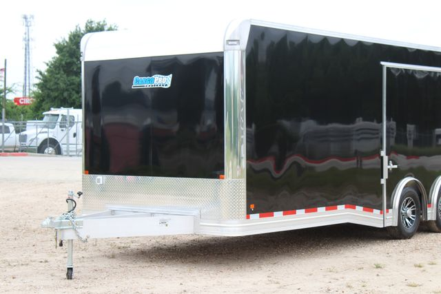 2019 Cargo Pro 24' - ENCLOSED CAR TRAILER 8.5' x 24' ENCLOSED CAR HAULER LINED W/ CABINETS CONROE, TX 4