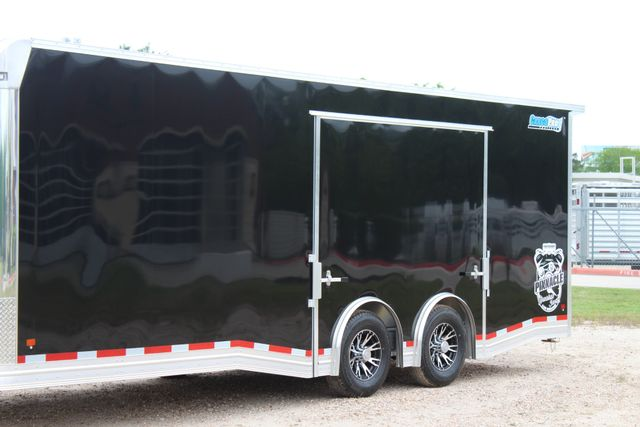 2019 Cargo Pro 24' - ENCLOSED CAR TRAILER 8.5' x 24' ENCLOSED CAR HAULER LINED W/ CABINETS CONROE, TX 5