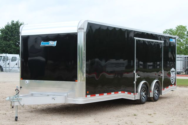 2019 Cargo Pro 24' - ENCLOSED CAR TRAILER 8.5' x 24' ENCLOSED CAR HAULER LINED W/ CABINETS CONROE, TX 6
