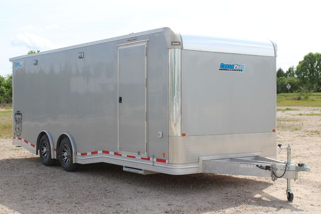 2019 Cargo Pro 24 ENCLOSED 24' - RACE TRAILER WITH CABINETS & ELECTRICAL CONROE, TX 35