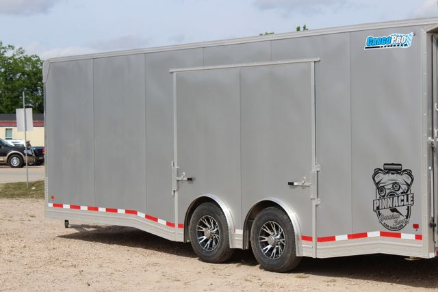 2019 Cargo Pro 24 ENCLOSED 24' - RACE TRAILER WITH CABINETS & ELECTRICAL CONROE, TX 11