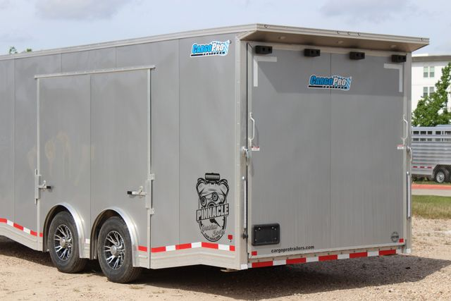 2019 Cargo Pro 24 ENCLOSED 24' - RACE TRAILER WITH CABINETS & ELECTRICAL CONROE, TX 12