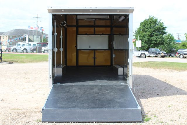 2019 Cargo Pro 24 ENCLOSED 24' - RACE TRAILER WITH CABINETS & ELECTRICAL CONROE, TX 14