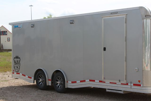 2019 Cargo Pro 24 ENCLOSED 24' - RACE TRAILER WITH CABINETS & ELECTRICAL CONROE, TX 1