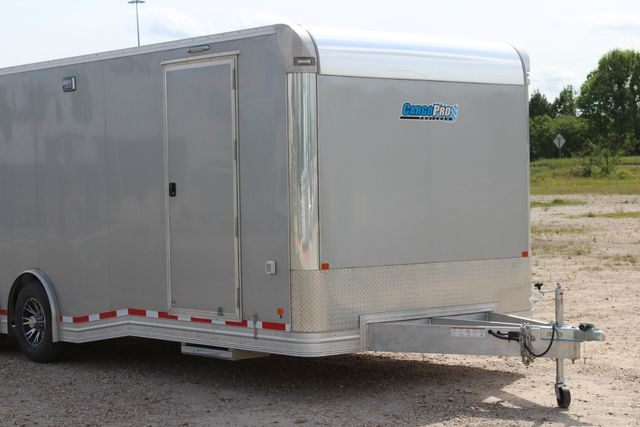 2019 Cargo Pro 24 ENCLOSED 24' - RACE TRAILER WITH CABINETS & ELECTRICAL CONROE, TX 2