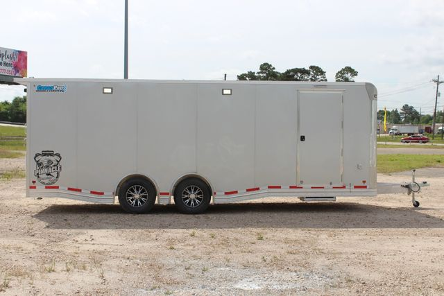 2019 Cargo Pro 24 ENCLOSED 24' - RACE TRAILER WITH CABINETS & ELECTRICAL CONROE, TX 32